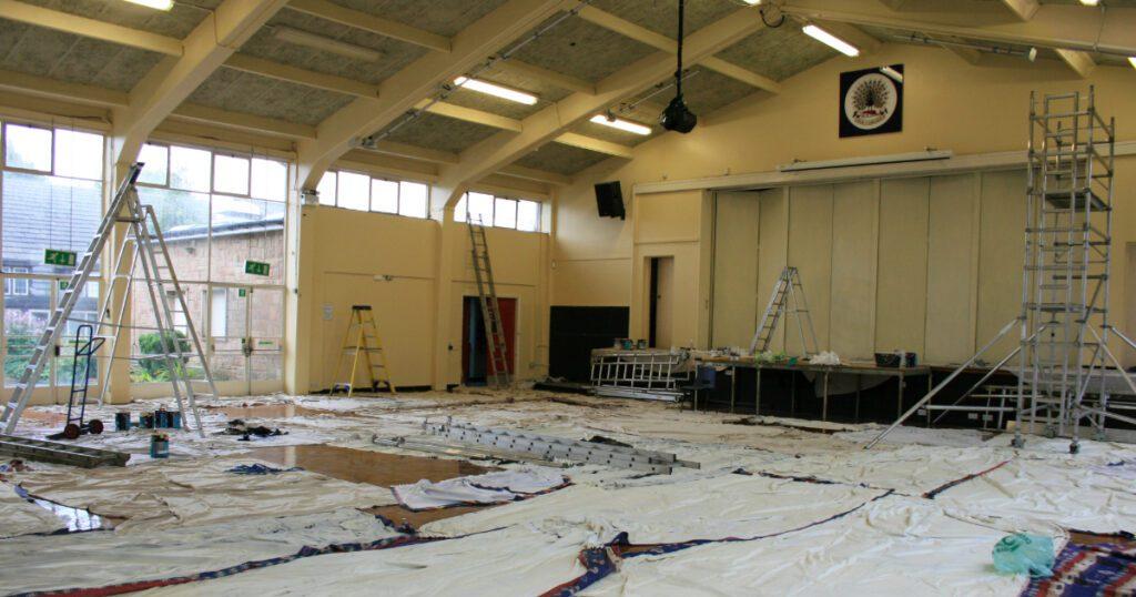 Main Hall Refurbishment